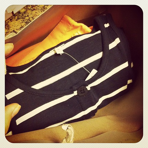 {Day 17} what's in my J Crew mega sale #bag #junephotoaday #catchup