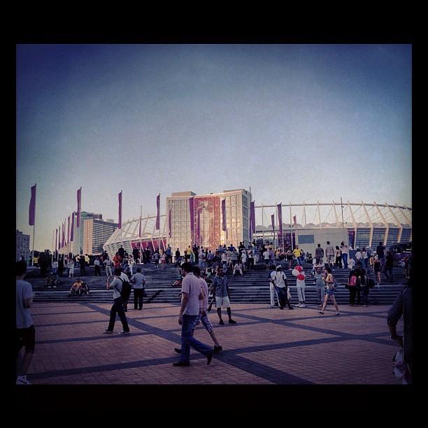 Olympic Stadium - Kiev - EURO 2012