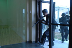 Full Scale Exercise : Hostage Scenario - U.S. Army Garrison Humphreys, South Korea - 20 June 2012