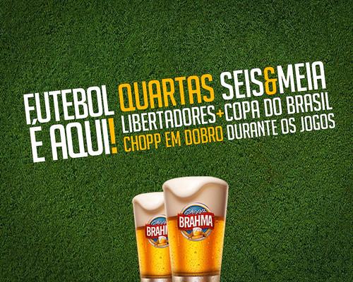 Quarta - Futebol by chambe.com.br