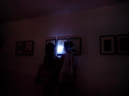 Inaugurazione della moatra al buio by durishti