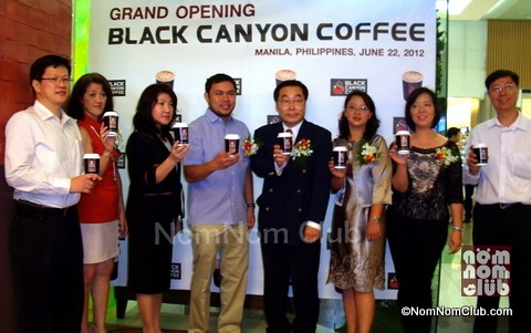 Black Canyon Coffee Manila