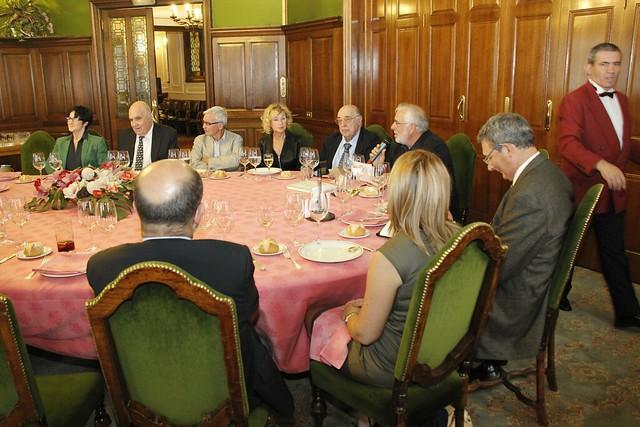 GV Club de Roma con Igor Calzada