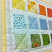 Paint Chip mini quilt 2