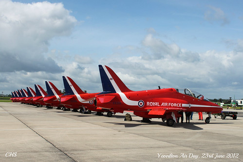 Yeovilton Air Day, 23rd June 2012 by Stocker Images
