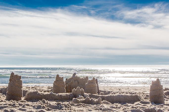 Sand Castle II