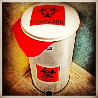 06.29.12: biohazard        #photoaday #dailyphoto