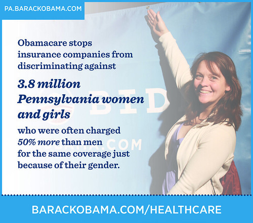 PA Women ACA Inforgraphic