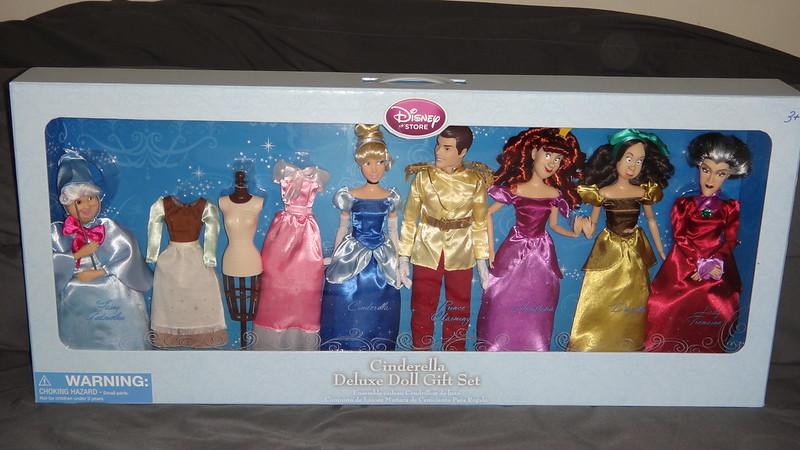 Princess Collection DVD Boxset  shopDisney