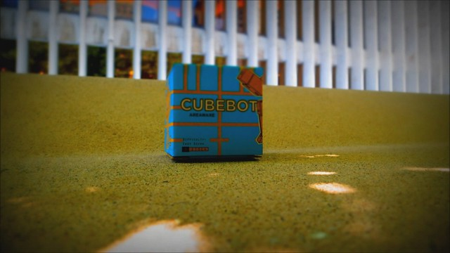 CUBEBOT @ Lincoln Center