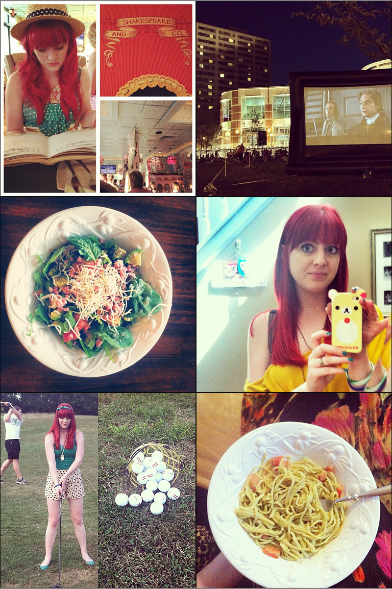 My Weekend - Instagram