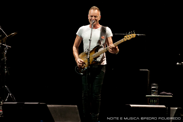 EDP Cool Jazz '12 - Sting