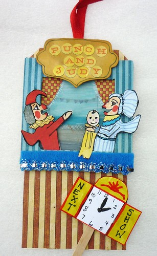 punch and judy tag