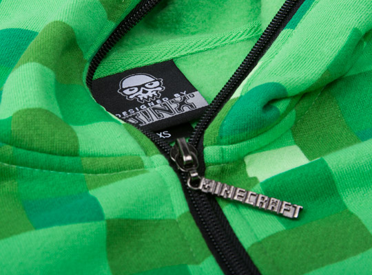 Sudadera de Creeper 04
