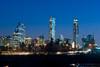 Skyline Nocturno by javier_carras