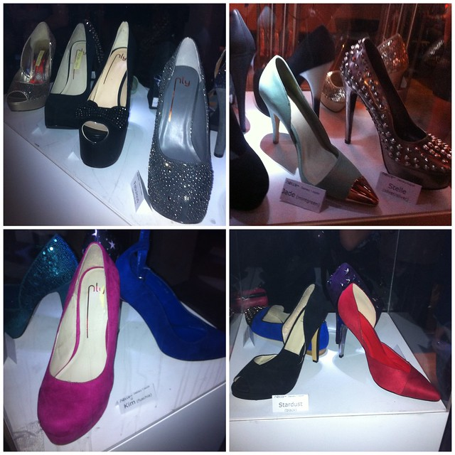 Nelly shoes