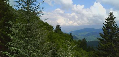 Great Smokey View by savagemd_usa