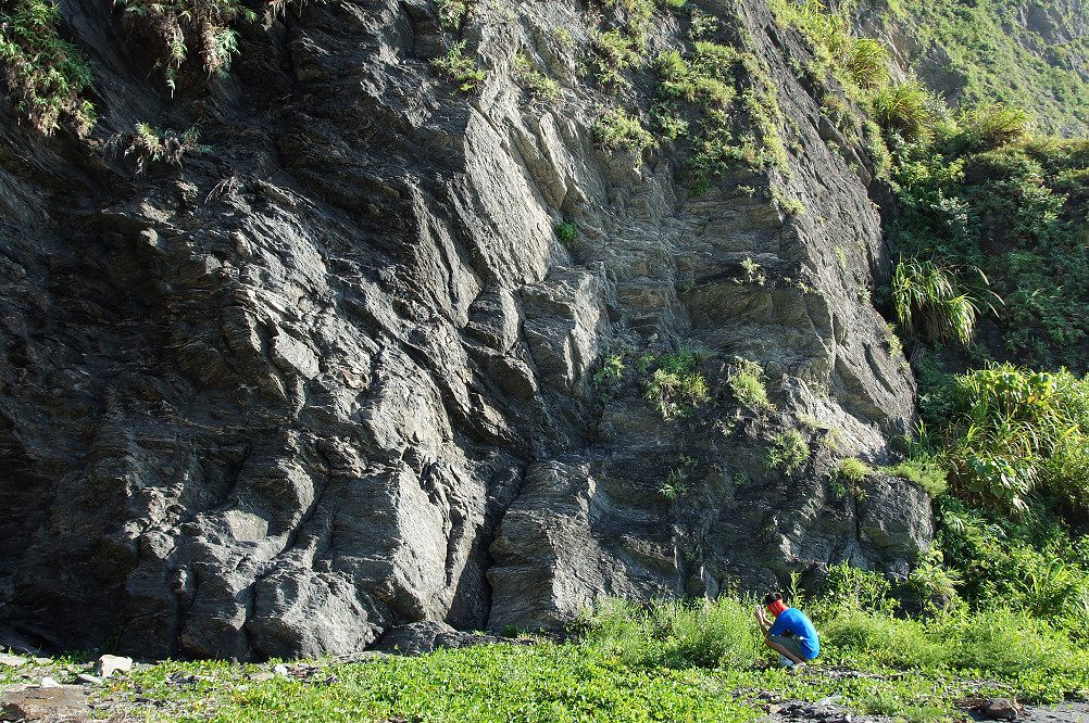 萼溫斷崖,朝陽步道-053
