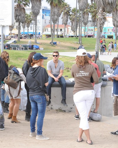 The Young and the Restless Venice Beach