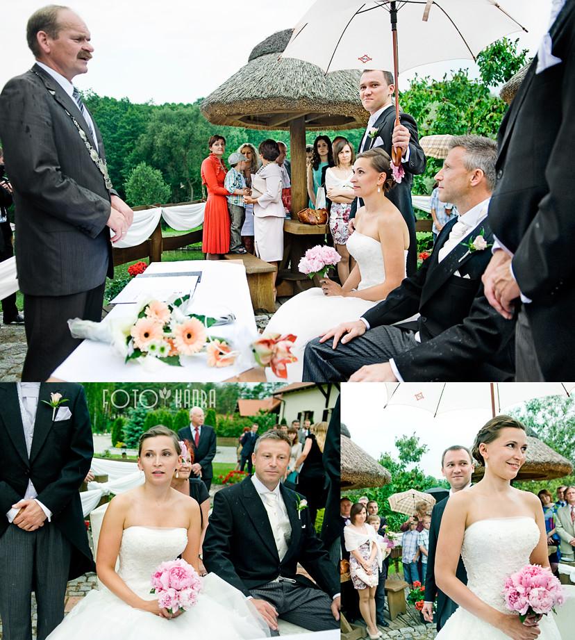 ślub w elgiszewie -sesja