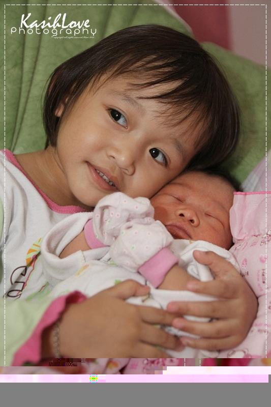 Kasih and Nala