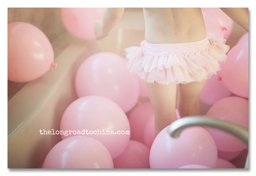 Balloons and Tulle BLOG