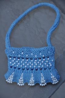 Sivia Harding beaded purse