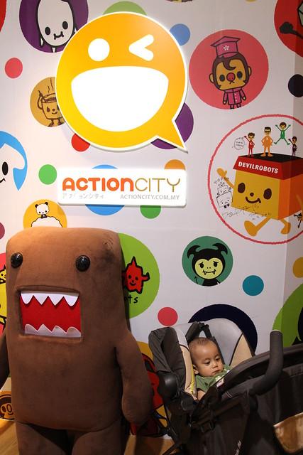 Pavillion KL - Action City