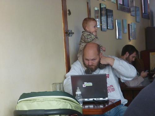 laptop-toddler