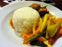 Manado Style Mixed Rice