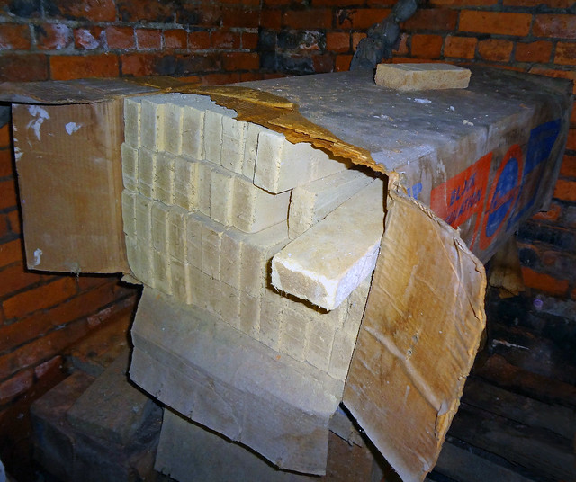 Vintage carey careytemp block insulation flickr photo for Philip carey asbestos