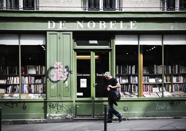 LIBRAIRIE DE NOBELE