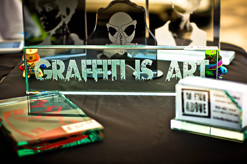 GRAFFITI IS ART 2012