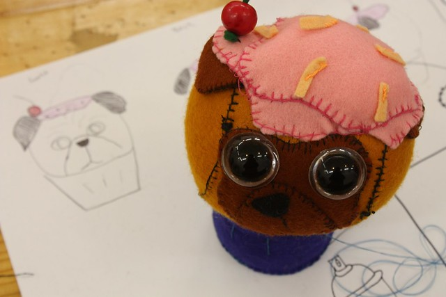 Toymaking with Owl Know How - July 2012