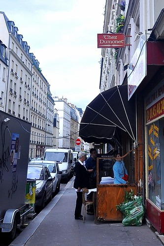 """Joséphine """"Chez Dumonet"""" Restaurant - Paris"""