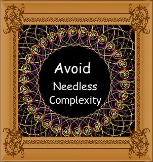 Avoid Needless Complexity | by gurdonark