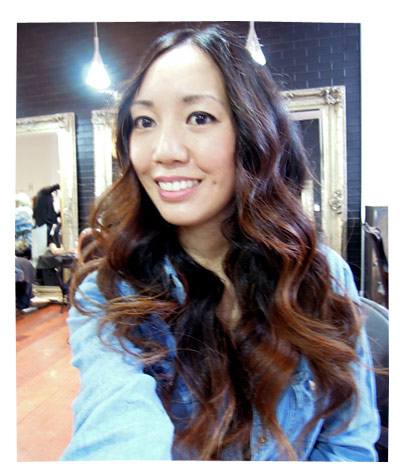 Balayage at Head Studio - July 2012