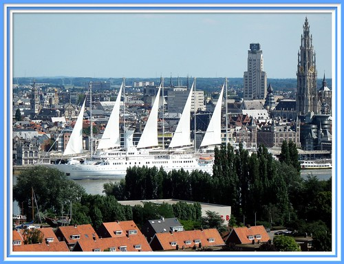 "MSY ""WIND SURF"" in Antwerp (Belgium) on 22/07/2012"