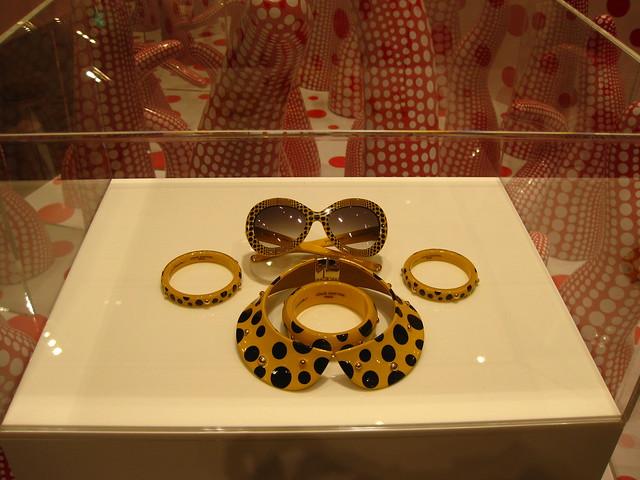 Going Dotty: Louis Vuitton – Yayoi Kusama Concept Store Opens in Singapore