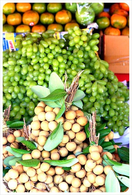 battambang market fruit
