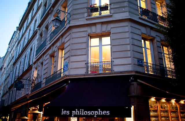 Les Philosophes Paris