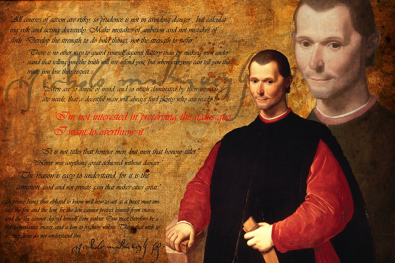 6 Modern Realpolitik Tips from Machiavelli