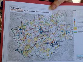 metropolradruhr: Ausbauplan Bochum 2012