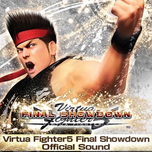 Virtua Fighter 5 Final Showdown Official Soundtrack