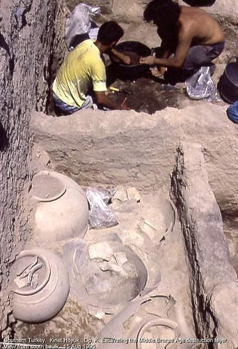 archaeology ceramics jars stevanb
