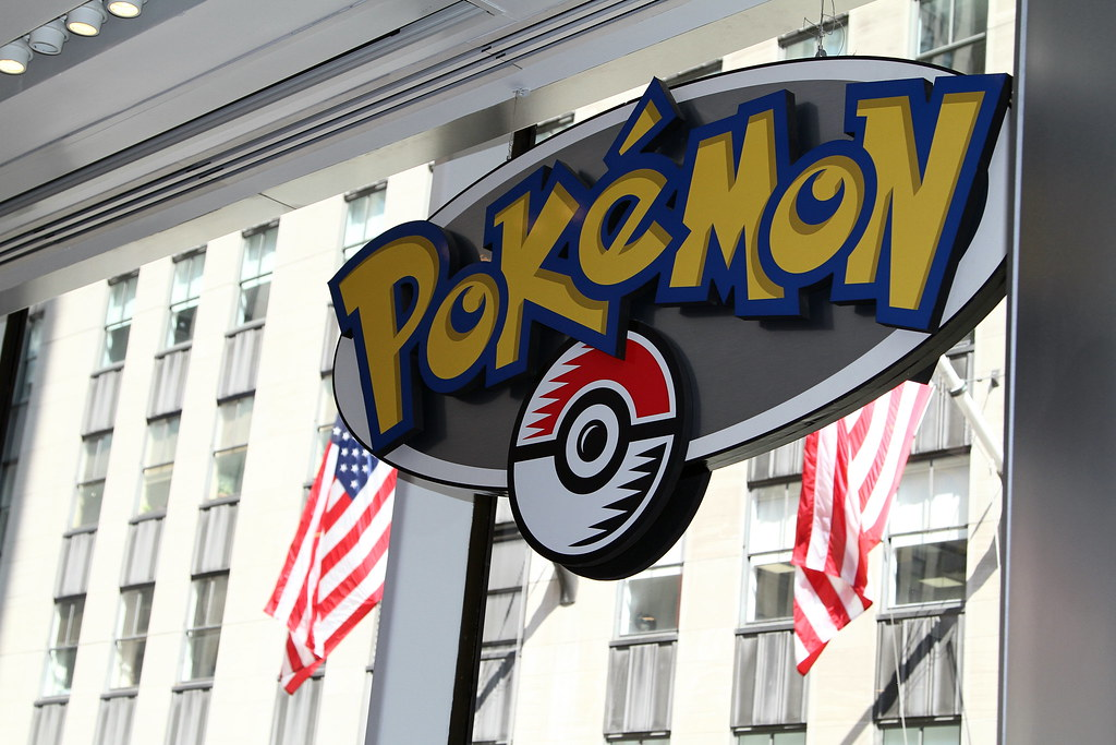Nintendo World - Pokémon Logo