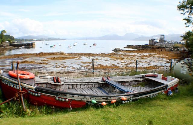 Armadale Harbour, Skye