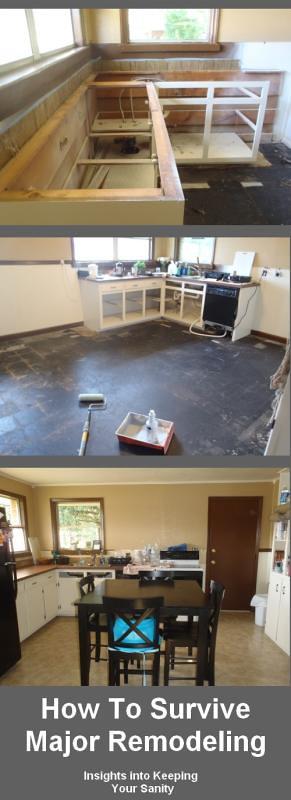 major remodeling