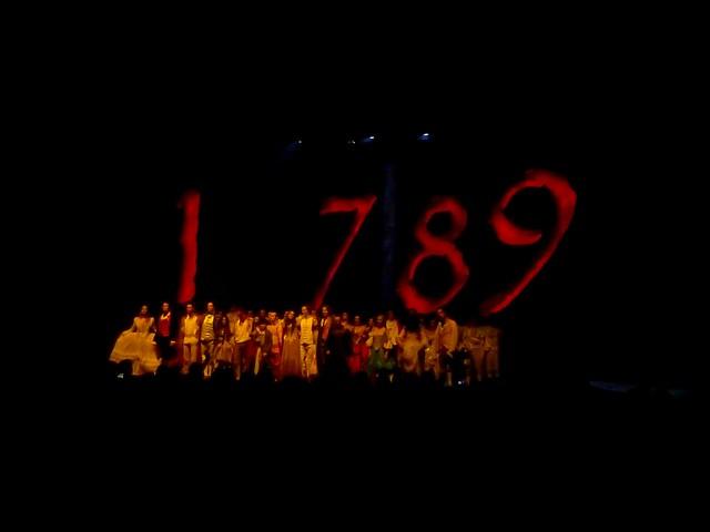1789, Les Amants de la Bastille - Palais des Sports, Paris (2012)