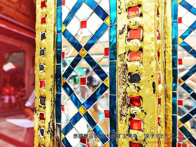 泰國曼谷景點 大皇宮 玉佛寺 10